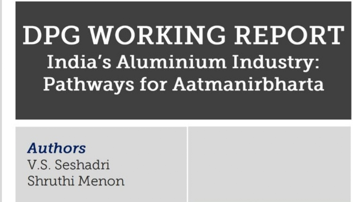 India's Aluminium Industry: Pathways for Aatmanirbharta