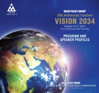 20th Anniversary Conclave Vision 2034 - Program and Speaker Profiles