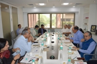 "DPG Roundtable series on India's economy ""Changing Discourse on Globalisation: Where does India stand on trade"""