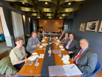 DPG Faculty engages French Diplomacy