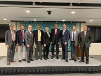 DPG Senior Faculty holds institutional dialogue with the Hudson Institute, Washington D.C.
