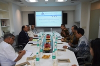 "Roundtable discussion on ""Maritime Cooperation between India and Indonesia"""