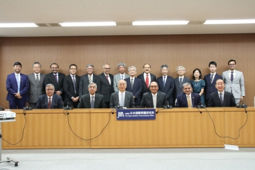 2nd Japan-India Indo-Pacific Forum, Tokyo - Pic 1