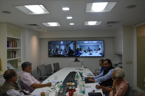 3rd DPG-CSIS India-US Security Working Group  Video Conference - Pic 1