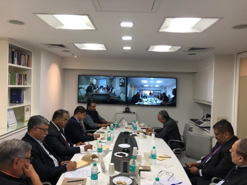 5th DPG-CSIS India-US Security Working Group Video Conference - Pic 2