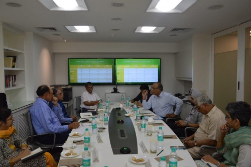 "DPG Roundtable series on India's economy ""Changing Discourse on Globalisation: Where does India stand on trade"" - Pic 2"