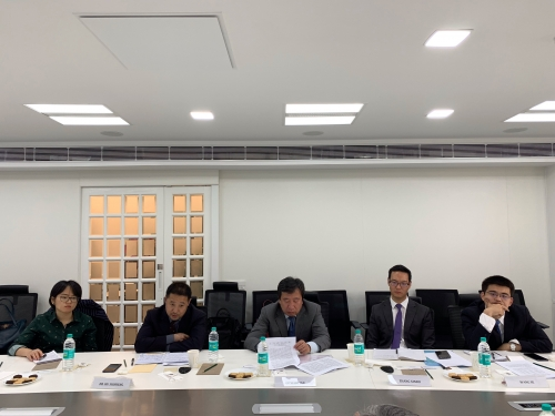 DPG - CICIR (China Institutes of Contemporary International Relations) Roundtable on Indo-Pacific Issues - Pic 2