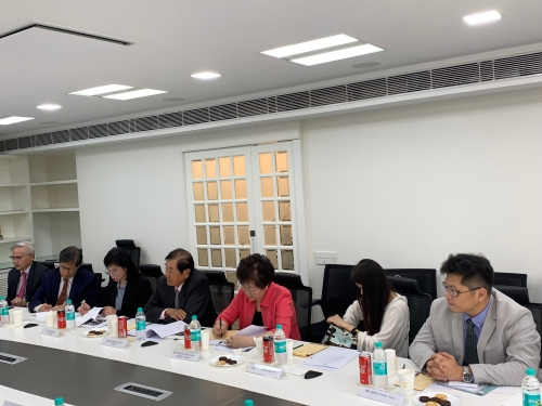 DPG Dialogue with Prospect Foundation, Taipei - Pic 4