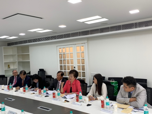 DPG Dialogue with Prospect Foundation, Taipei - Pic 8