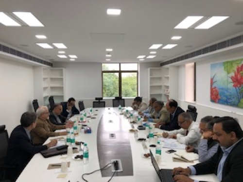 DPG initiates institutional dialogue with the Institute for  Political and International Studies (IPIS), Tehran - Pic 1