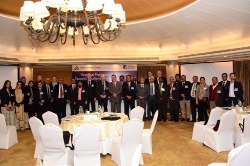 DPG-KAS CONFERENCE ON REGIONAL FRAMEWORKS TO ADDRESS SECURITY CHALLENGES IN THE INDIAN OCEAN AND SOUTH EAST ASIA