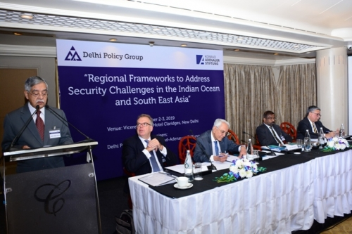 DPG-KAS CONFERENCE ON REGIONAL FRAMEWORKS TO ADDRESS SECURITY CHALLENGES IN THE INDIAN OCEAN AND SOUTH EAST ASIA - Pic 2