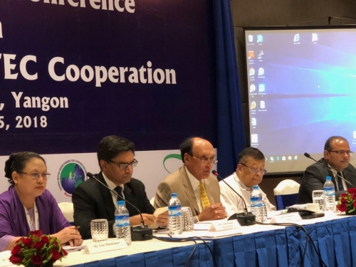 DPG Regional Conference on Advancing BIMSTEC Cooperation - Pic 1