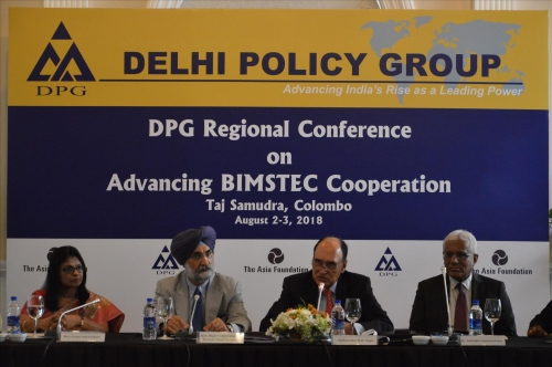 DPG Regional Conference on Advancing BIMSTEC Cooperation - Pic 5