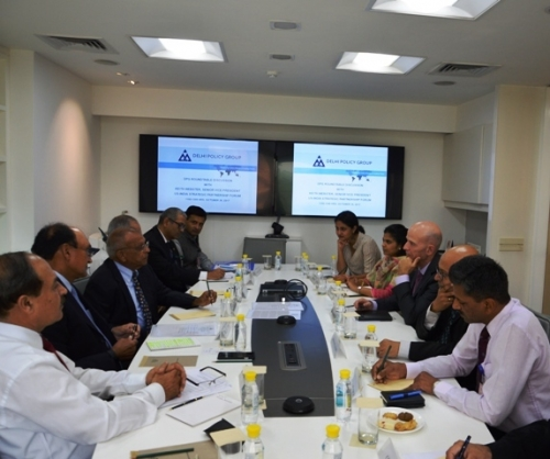 DPG Roundtable Discussion With Mr Keith Webster ,Senior Vice President U.S.-India Strategic Partnership Forum - Pic 1
