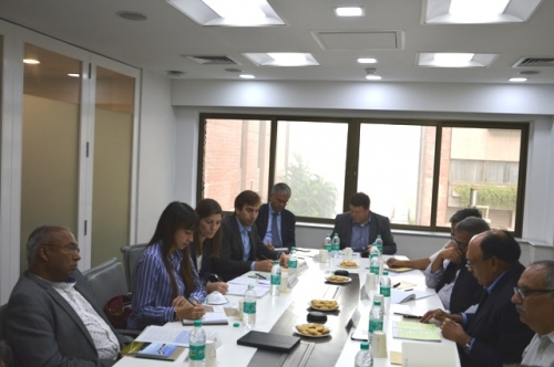 DPG Roundtable on India'sapproach to security and defence and broader geopolitics encompassing Indo-Pacific and South Asia