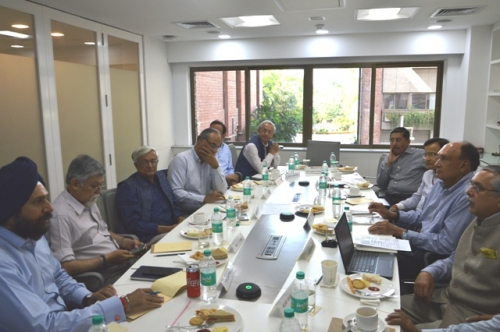 "DPG Roundtable series on India's economy ""Can the elephant jump?"" - Pic 3"