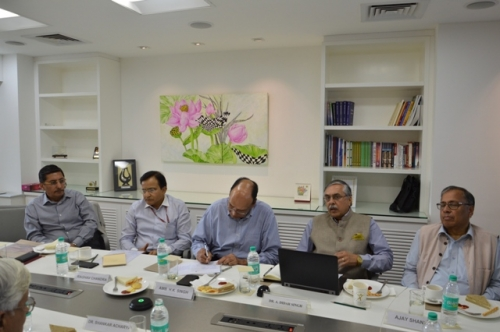 "DPG Roundtable series on India's economy ""Can the elephant jump?"" - Pic 4"
