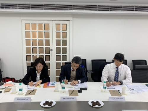 ​DPG Roundtable with NIDS Japan Delegation  - Pic 2
