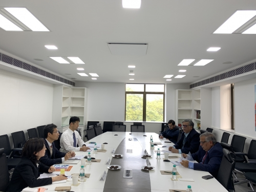 ​DPG Roundtable with NIDS Japan Delegation  - Pic 3