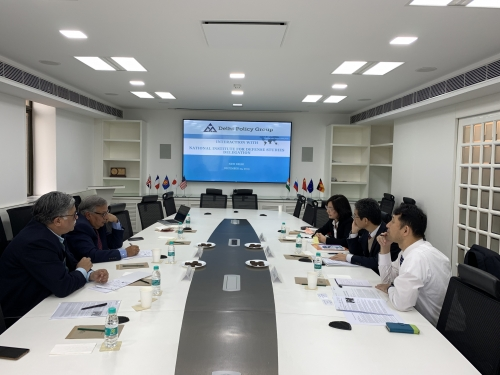 DPG Roundtable with NIDS Japan Delegation