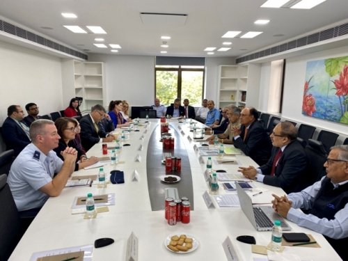 DPG Roundtable with US Defence Delegation - Pic 2