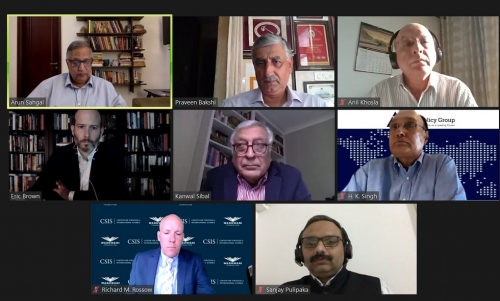 DPG Webinar on Ladakh Standoff and India's Policy Options - Pic 1