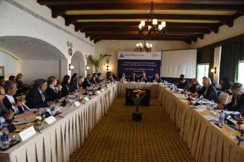 "DPG-KAS CONFERENCE ON ""EMERGING REALIGNMENTS IN THE INDO-PACIFIC: PERSPECTIVES OF EUROPE, INDIA, ASEAN AND AUSTRALIA"" - Pic 1"