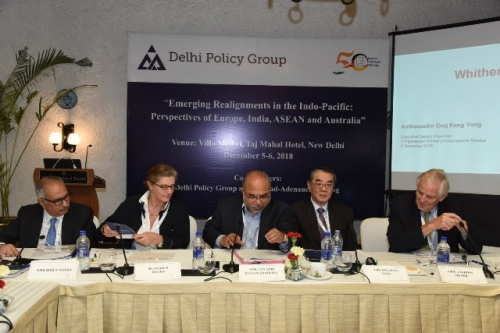 "DPG-KAS CONFERENCE ON ""EMERGING REALIGNMENTS IN THE INDO-PACIFIC: PERSPECTIVES OF EUROPE, INDIA, ASEAN AND AUSTRALIA"" - Pic 10"