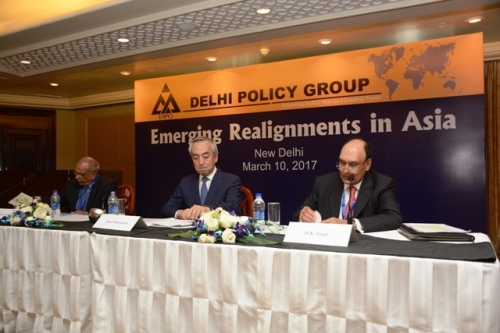 Emerging Realignments in Asia