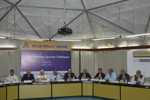 India's Maritime Security Challenges