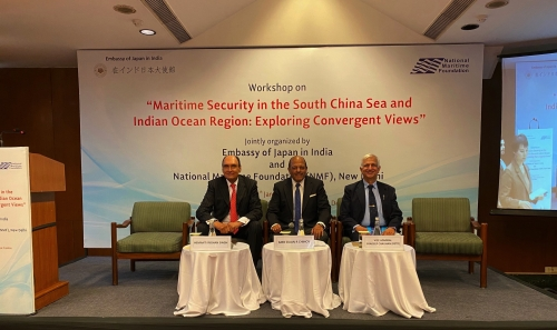 Joint Workshop on Maritime Security in the South China Sea and Indian Ocean Region: Exploring Convergent Views  - Pic 2