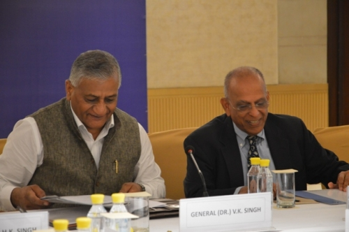"MEA-DPG CONFERENCE  ON  ""INTERNATIONAL DISASTER RESPONSE: INDIAN PARTICIPATION"" - Pic 5"