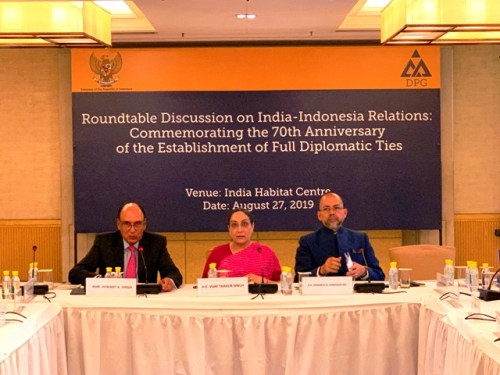 Roundtable on India-Indonesia Relations - Pic 1