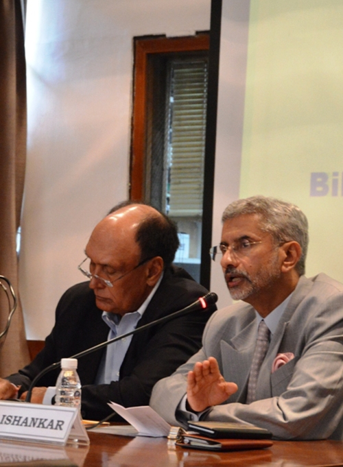 Seminar on India - China Relations: Bilateral and Regional Contexts