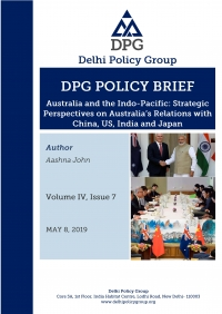 Australia and the Indo-Pacific: Strategic Perspectives on Australia's Relations with China, US, India and Japan