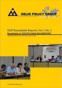 "DPG Roundtable Reports, Vol. I, No. 1: Roundtable On ""South China Sea Disputes"""