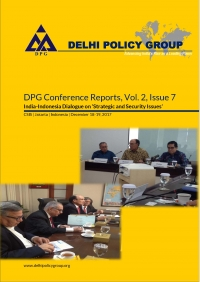 DPG Conference Reports, Vol. 2, Issue 7: India-Indonesia Dialogue on Strategic and Security Issues