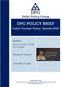 India's Foreign Policy: Agenda 2020