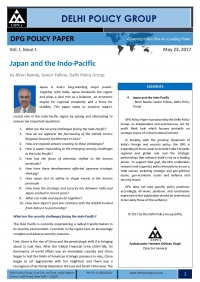 Japan and the Indo-Pacific