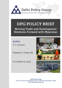 Moving Trade and Development Relations Forward with Myanmar
