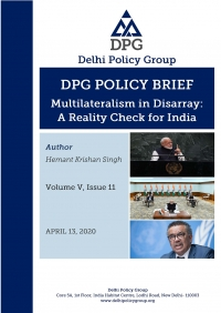 Multilateralism in Disarray: A Reality Check for India