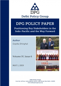 Positioning Key Stakeholders in the Indo-Pacific and the Way Forward
