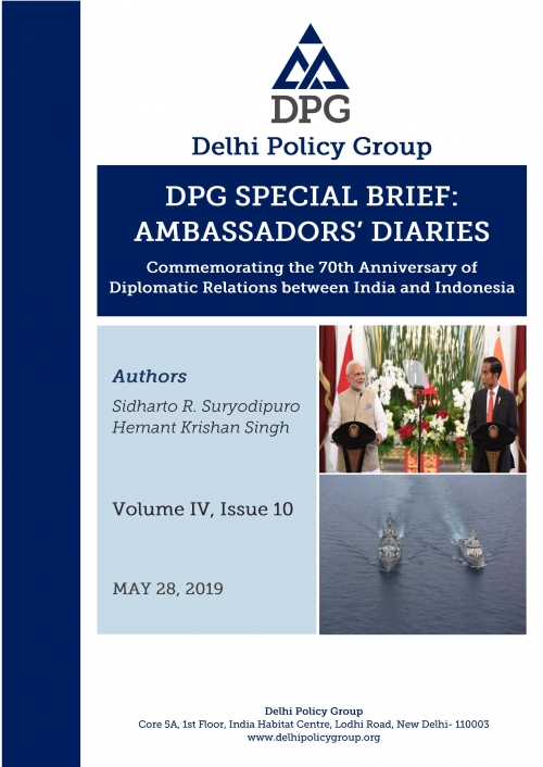 AMBASSADORS' DIARIES: Commemorating the 70th Anniversary of Diplomatic Relations between India and Indonesia