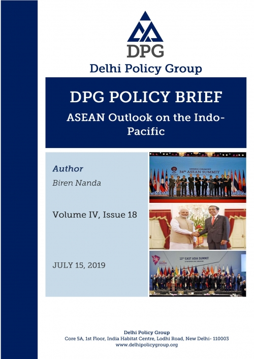 ASEAN Outlook on the Indo-Pacific