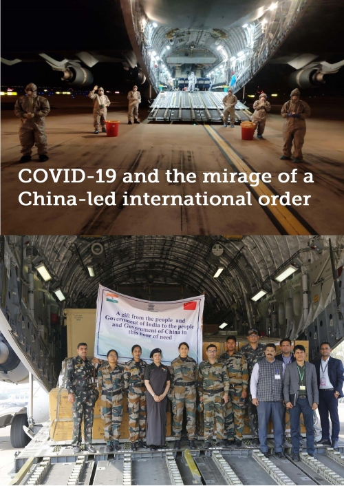 COVID-19 and the mirage of a China-led international order