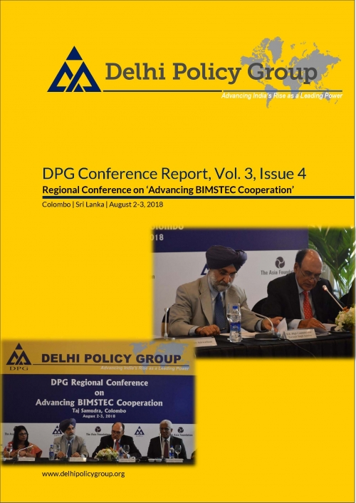DPG Reports, Vol. 3, Issue 4: Regional Conference on Advancing BIMSTEC Cooperation
