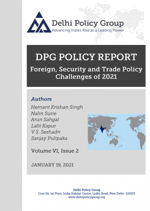Foreign, Security and Trade Policy Challenges of 2021