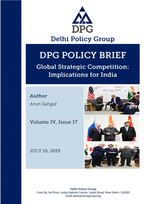 Global Strategic Competition: Implications for India