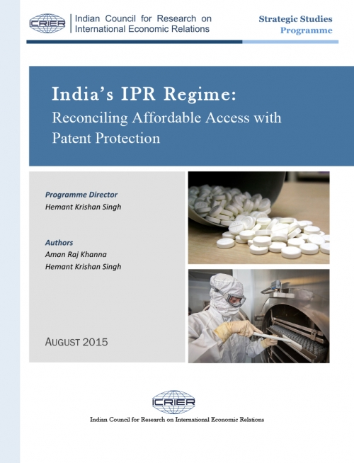 India's IPR Regime: Reconciling Affordable Access with Patent Protection